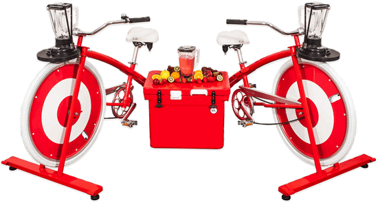Smoothie Bike Hire For Weddings Parties Amp Events In London